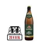 Herrnbrau Hefe Weisbier Hell BAX 20 ST. X 0.5L