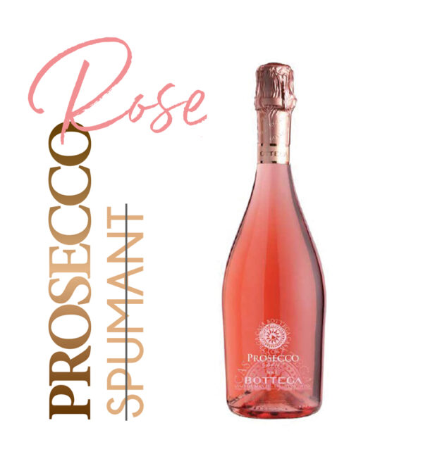 Casa Bottega Prosecco Rose D.O.C. Brut 0.75L