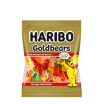 Haribo Bomboane Gumate Gold Bears 100g 1