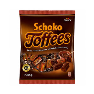 Caramels Toffees Chocolate 325g