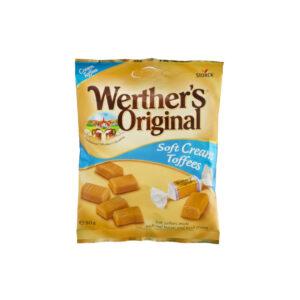 Caramels Werther's Soft Cream 80g