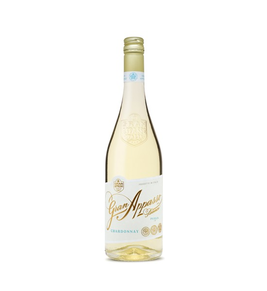 Gran Appasso Chardonnay Puglia 0.75L