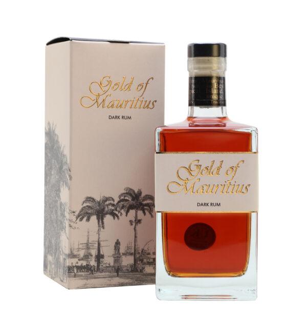 Gold of Mauritius Dark Rum Classic 0.7L