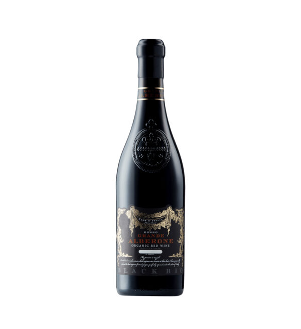 Grande Alberone Black Bio Organic Red Wine 0.75L