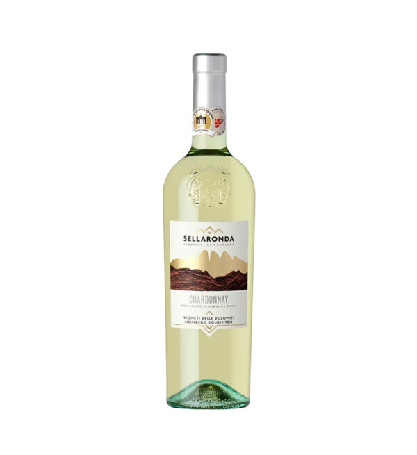 Sellaronda Chardonnay Vigneti delle Dolomiti Trentino I.G.T. 0.75L