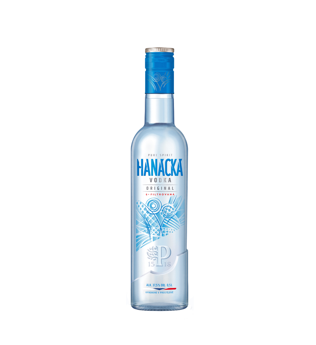 Hanacka Pure Spirit 0.5L